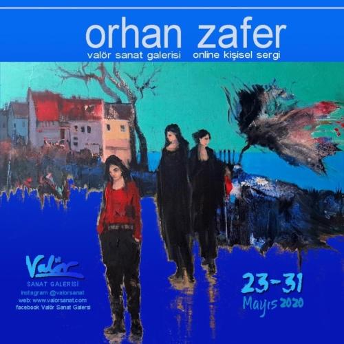 Orhan Zafer 23-31 Mayıs